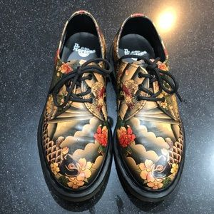 Special Edition Koi Fish Dr. Martens